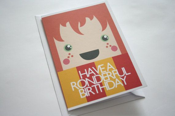 Ronderful birthday a6 birthday card by sophiewilsondesign on etsy ronderful birthday a6 birthday card by sophiewilsondesign on etsy 200 bookmarktalkfo Image collections