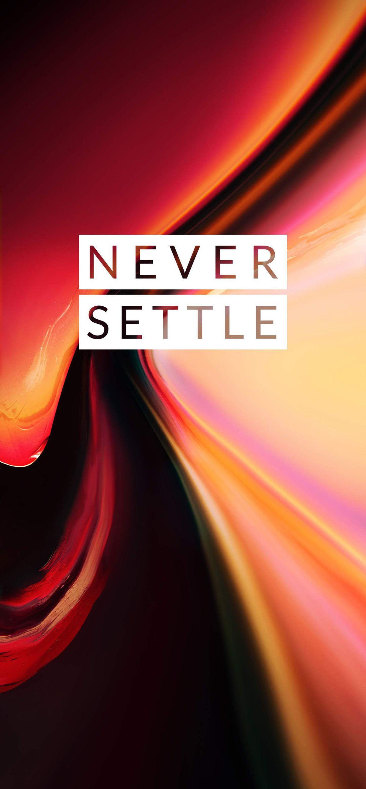Never Settle OnePlus 7 Pro Oneplus wallpapers, Never