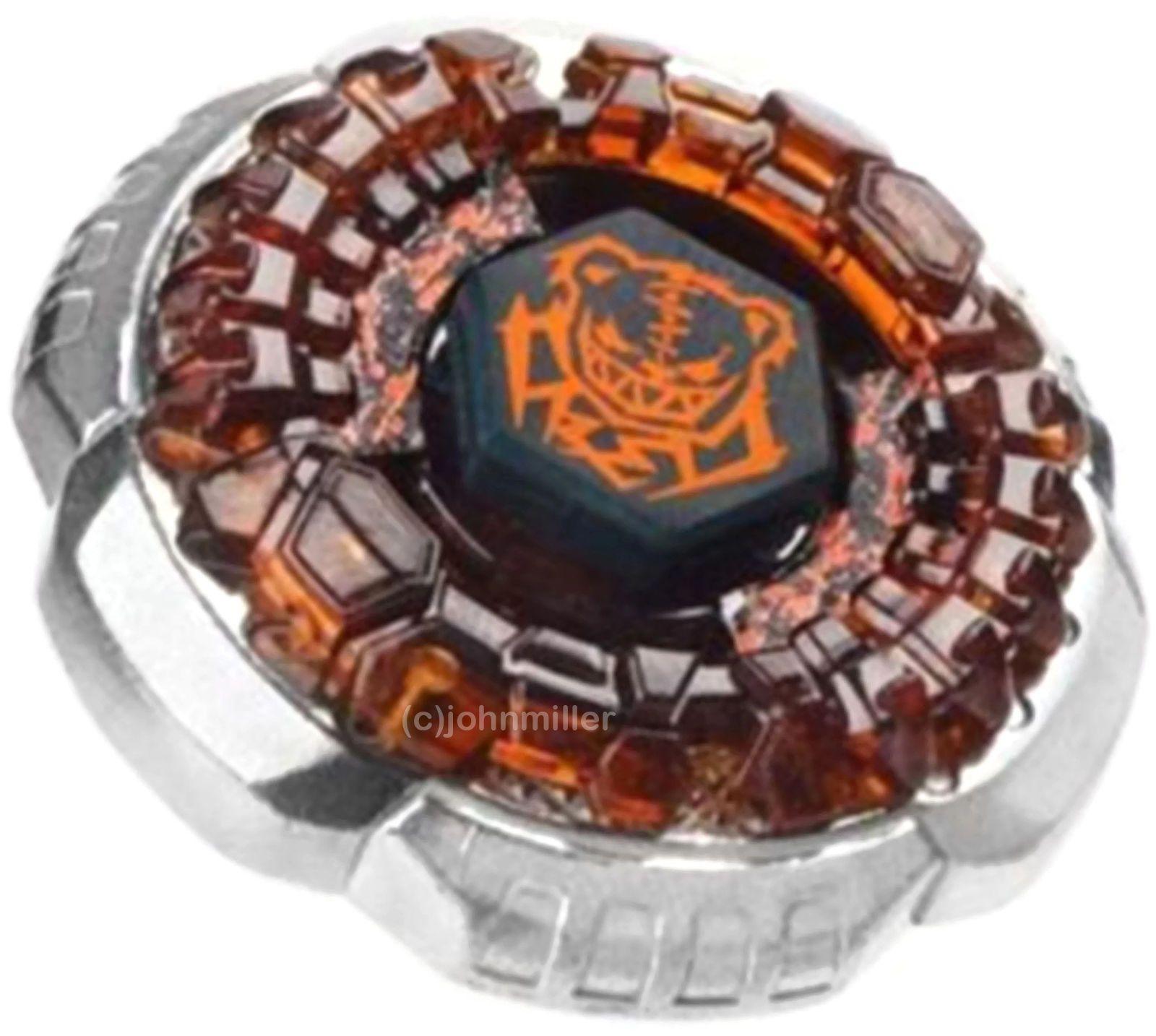 Rock Orso D125B Beyblade HASBRO METAL FUSION