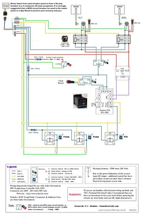 220v 30a wiring diagram help page 2 home brew forums homebrew  220v 30a wiring diagram help page 2 home brew forums