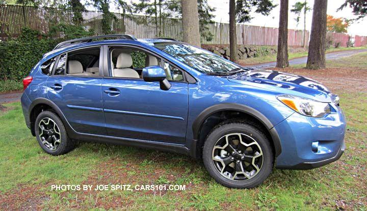 Subaru Xv Crosstrek New Color For 2014 Quartz Blue Subaru New Cars Subaru Crosstrek