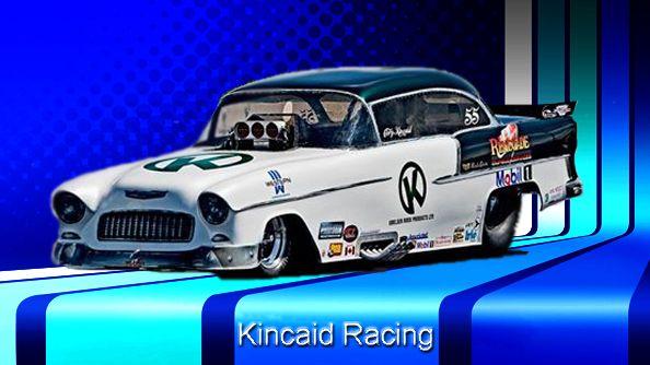 Pro Nostalgia Alcohol Funny Car 55 Chevy Bel Air Drag Racing