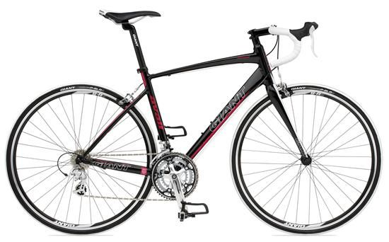 Giant Avail 3 In Pink And Black Of Course Giant Bicycle Giant