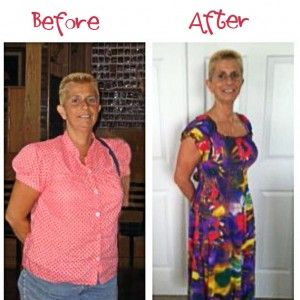 A Woman & Her Weight Loss Resolution