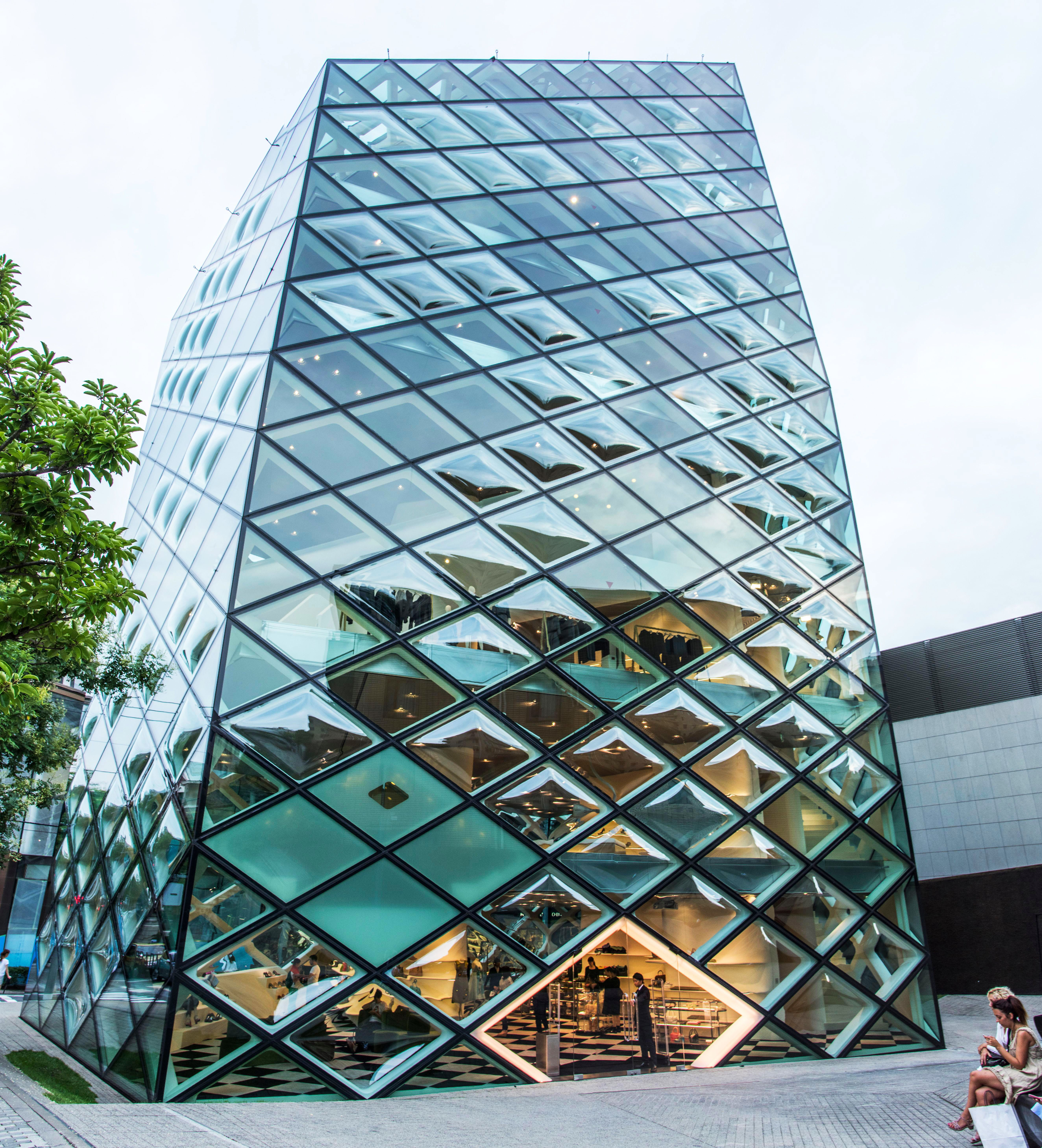 Architecture Facades: The Most Innovative Glass Buildings