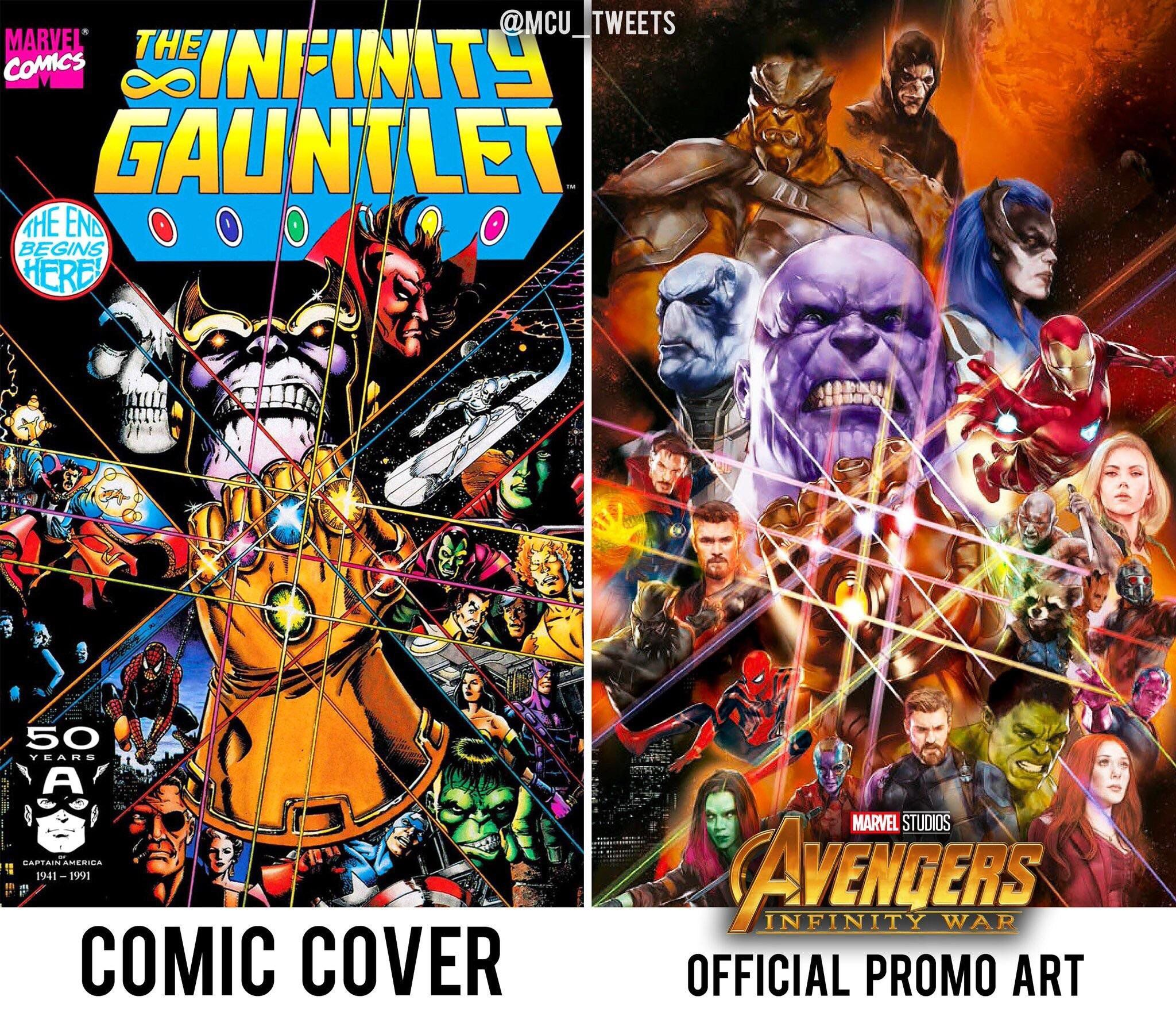 Avengers Infinity War Comic Mcu Version Radar Dome Infinity