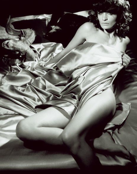 Helena Christensen (Photography by Vincent Peters)