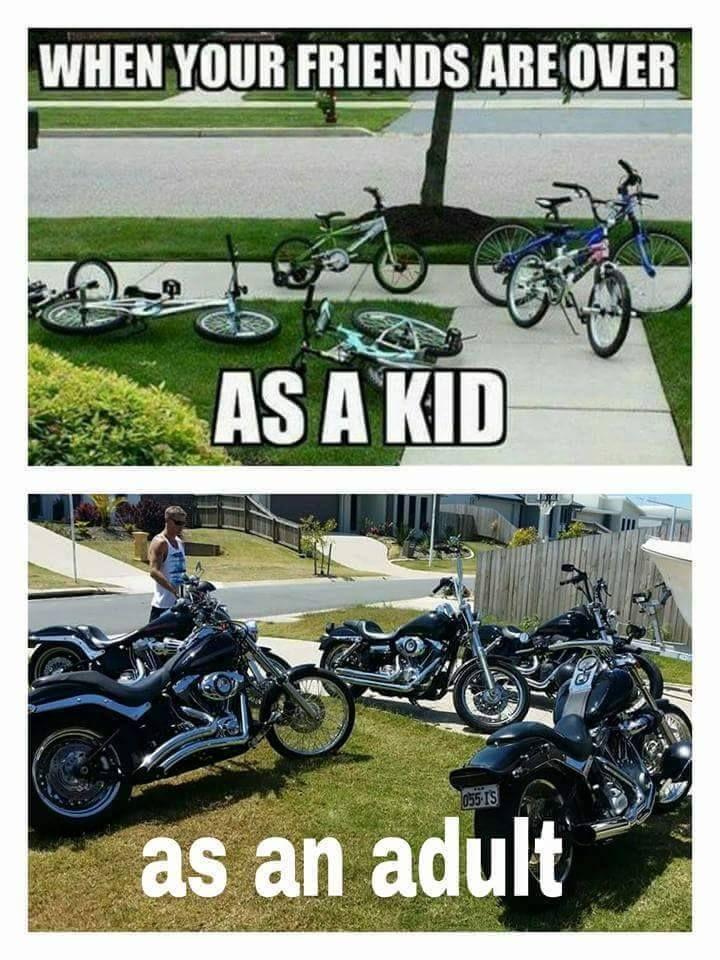 30581d20c #BikerLife #LiveToRide #RumbleON rebrand.ly/RumbleONPin Bike Humor, Funny  Motorcycle