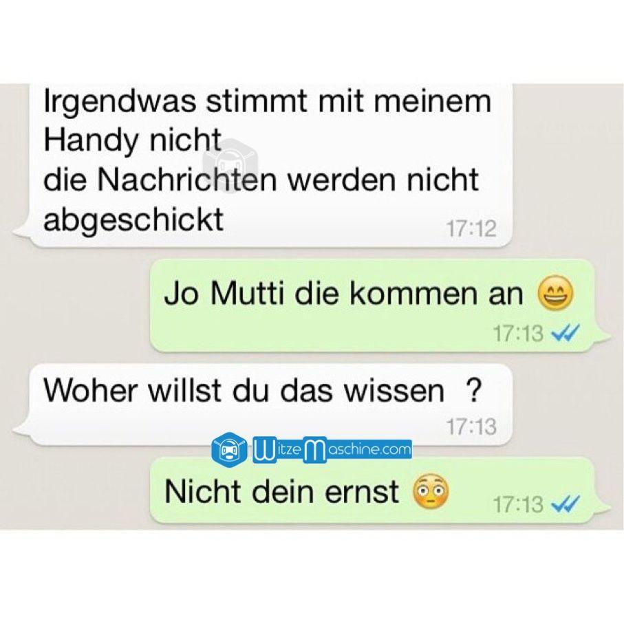 Lustige WhatsApp Bilder und Chat Fails 70 - WitzeMaschine