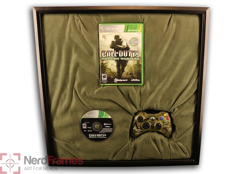 Gallery Deep (21x21) Square Frame, Xbox 360® Call of