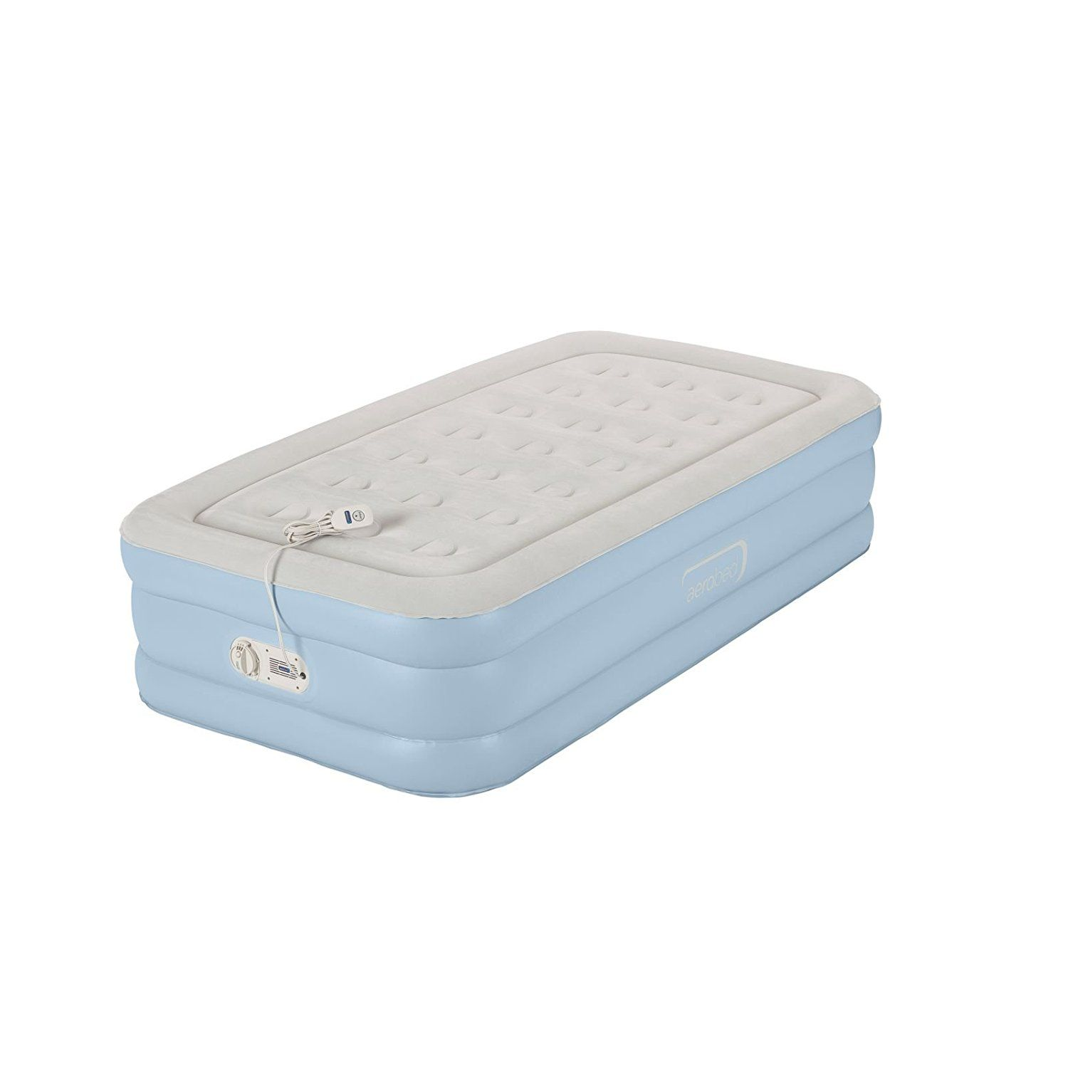 Camping Air Mattresses Aerobed Onetouch Comfort Mattress Twin Check Out This Great Product