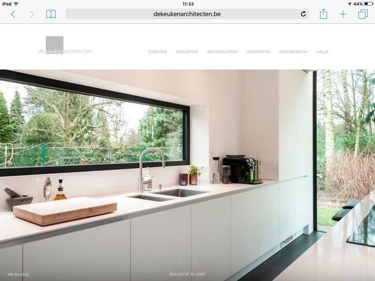 Fenster Arbeitsplatte Fenster Kuche Fenster Haus Kuchen Haus Innenarchitektur