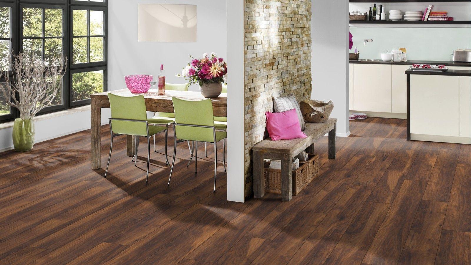 Get FSC® and PEFC™ certified ter Hürne laminate floors for