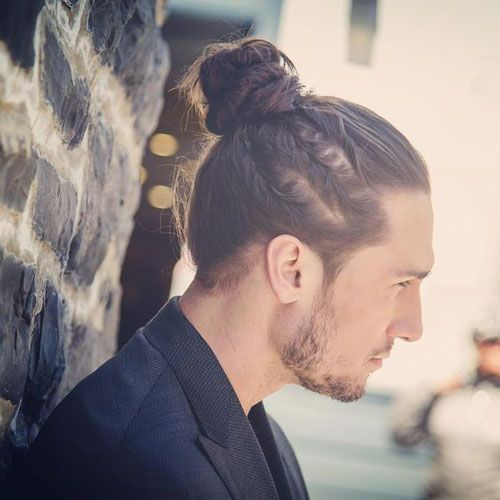 19 Samurai Hairstyles For Men Men S Hairstyles Haircuts 2020 Mens Braids Hairstyles Long Hair Styles Long Hair Styles Men