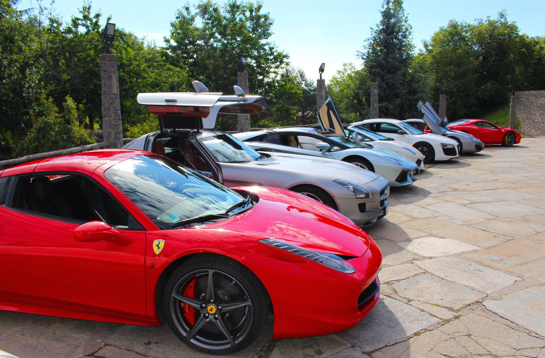 European Super Car Driving Tour Super Cars Adventure Bucket List Tours