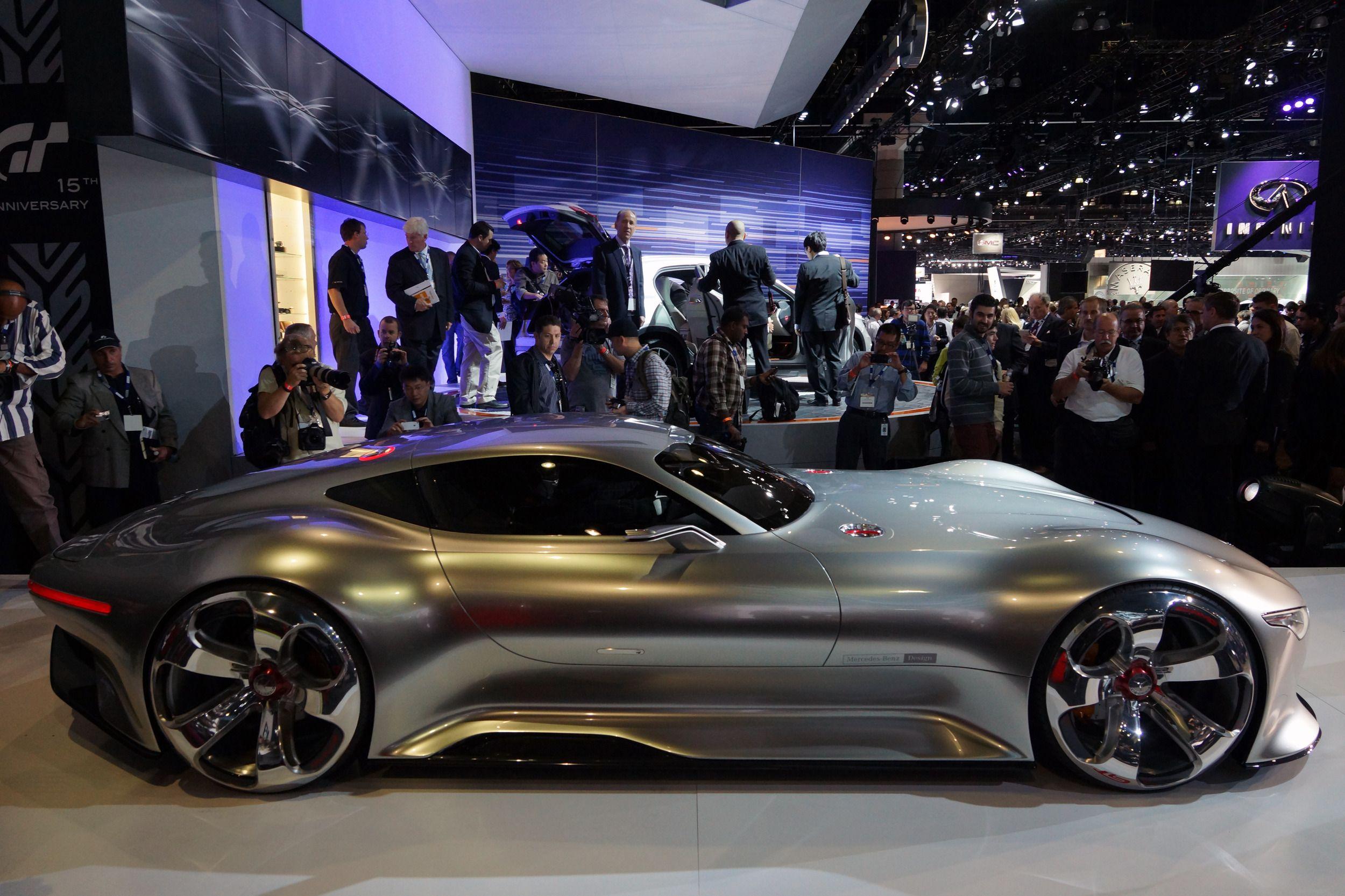 Exceptionnel Mercedes Benz AMG Vision Gran Turismo: 2013 LA Auto Show Photo Gallery    Autoblog