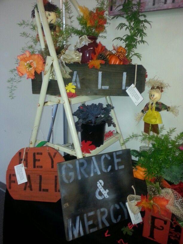 My Fall display