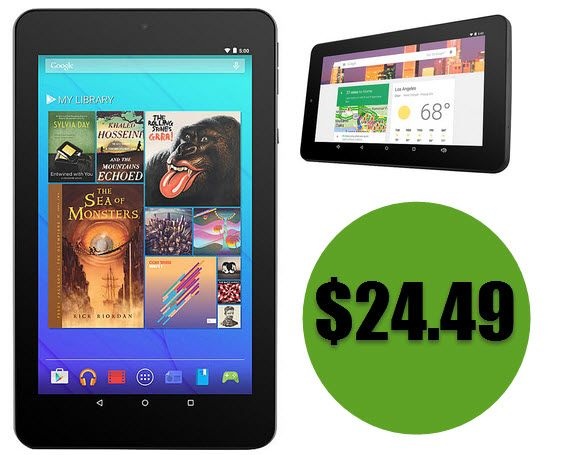 "Sears: Ematic 7"" HD Quad-Core Tablet $24.49 After Points *HOT* - http://www.swaggrabber.com/?p=280554"