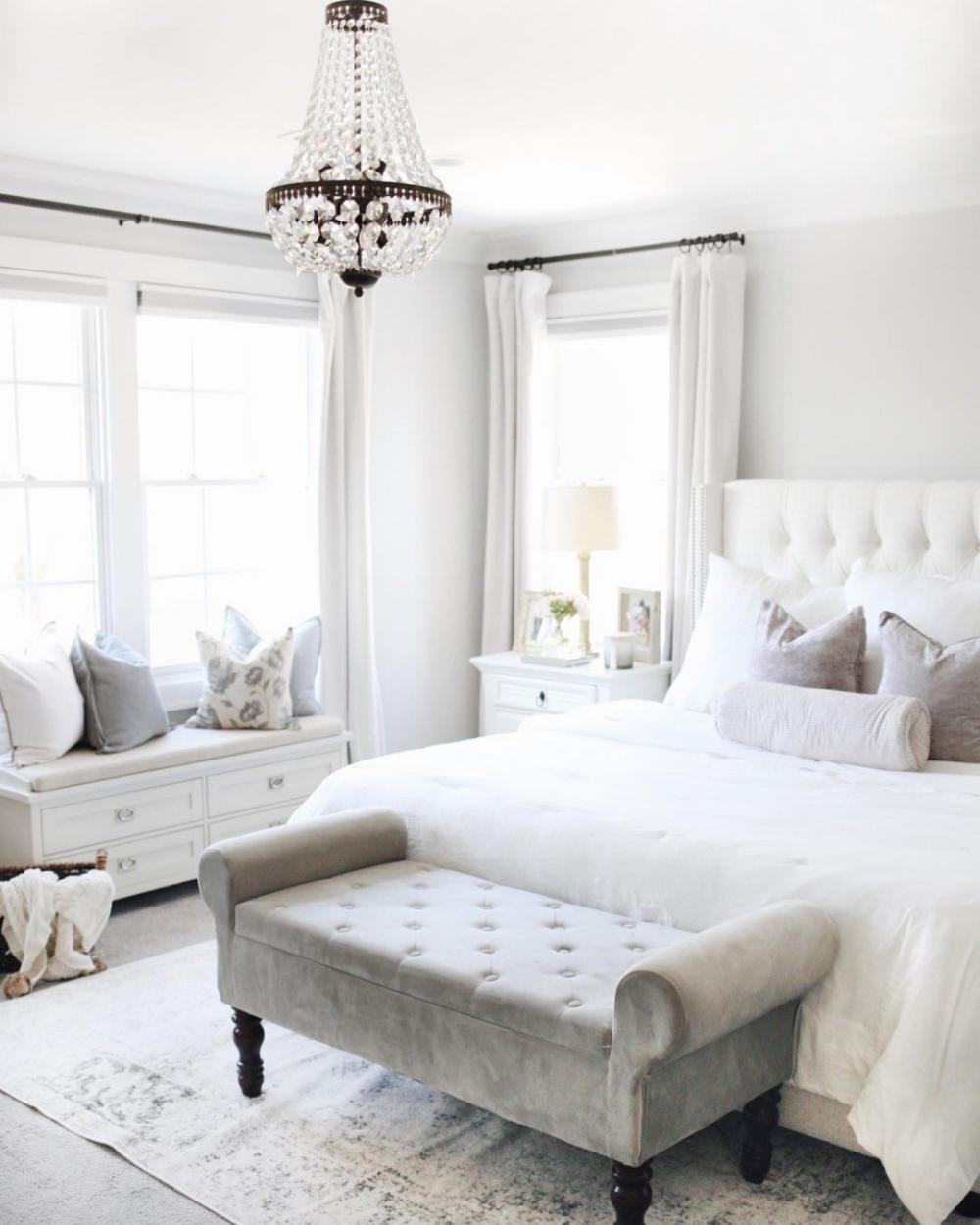 Shop the Look: Bedroom  Overstock.com  Luxe bedroom, Bedroom