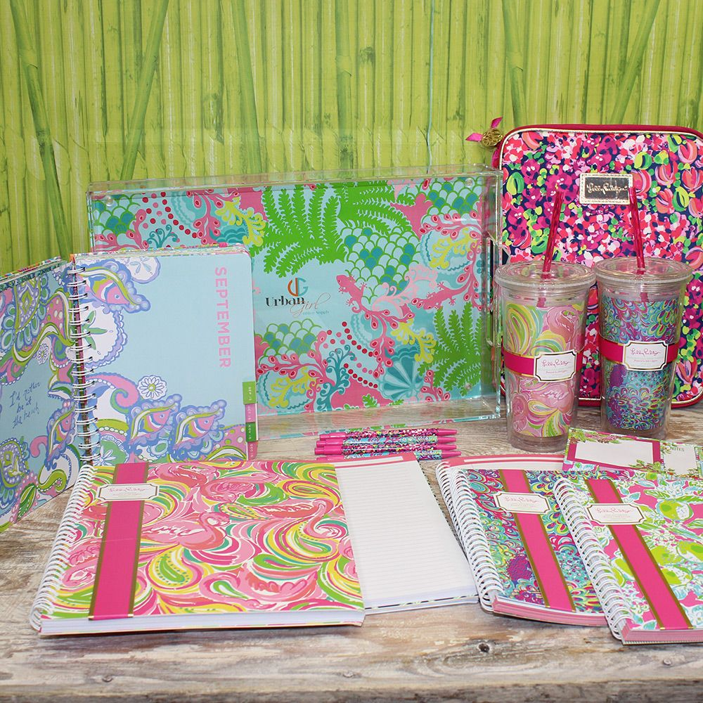 New Lilly Pulitzer Products Available Now At UrbanGirl. Shop Now: Http://