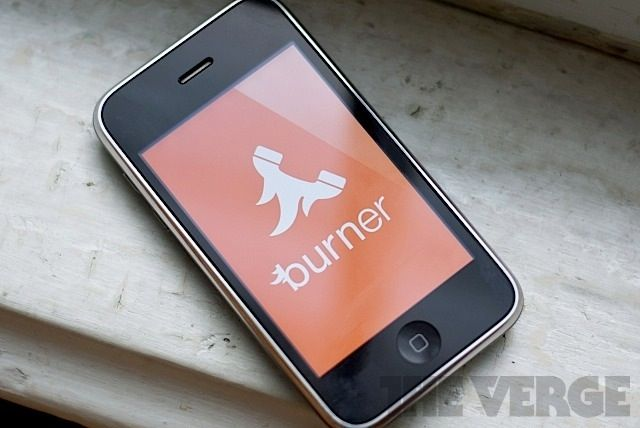 Burner lets you create disposable phone numbers on your