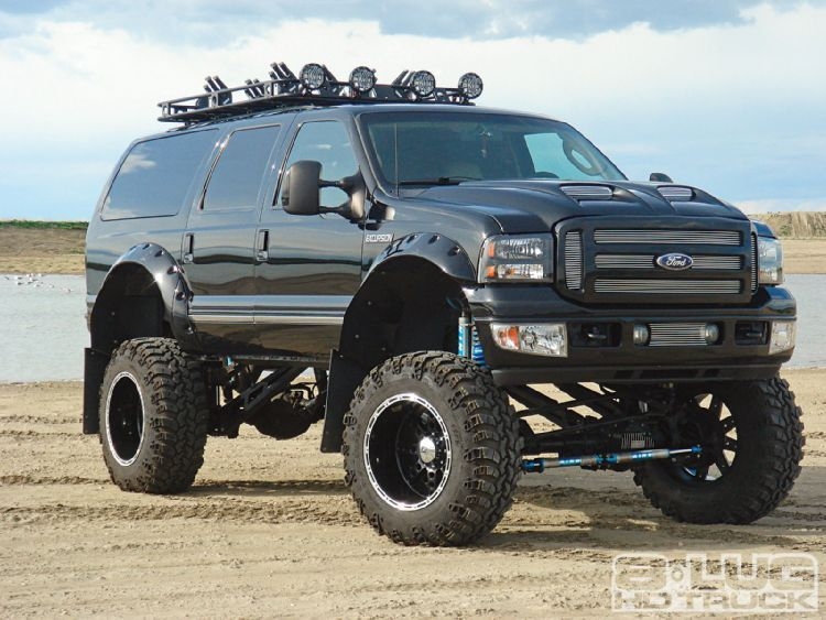 8 lug diesel truck | Diesel Truck News Ford Excursion Photo 2