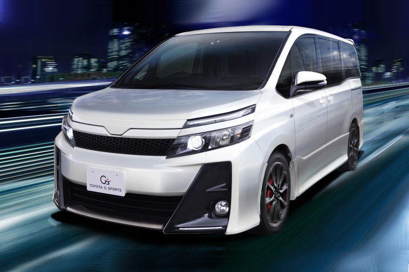 2015 Toyota Noah G S Toyota Cool Cars Concept Cars