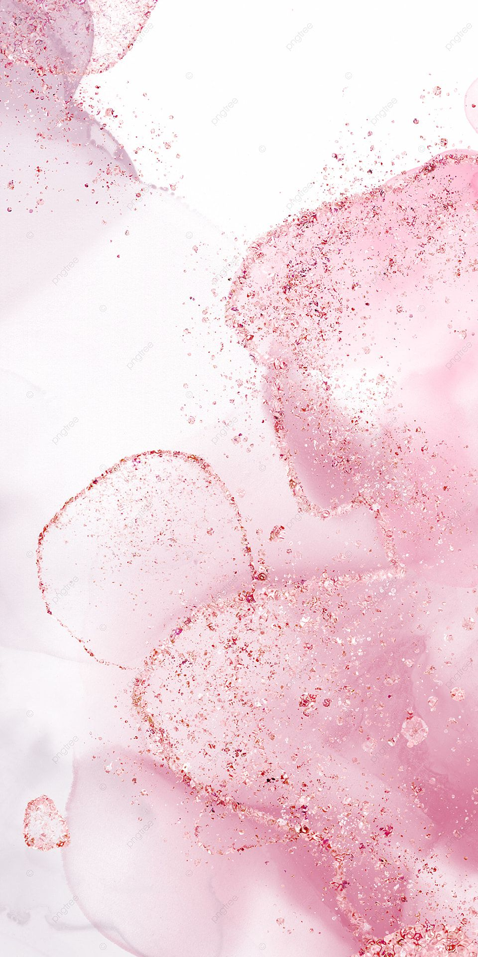 Pink Marble Abstract Texture Mobile Phone Wallpaper