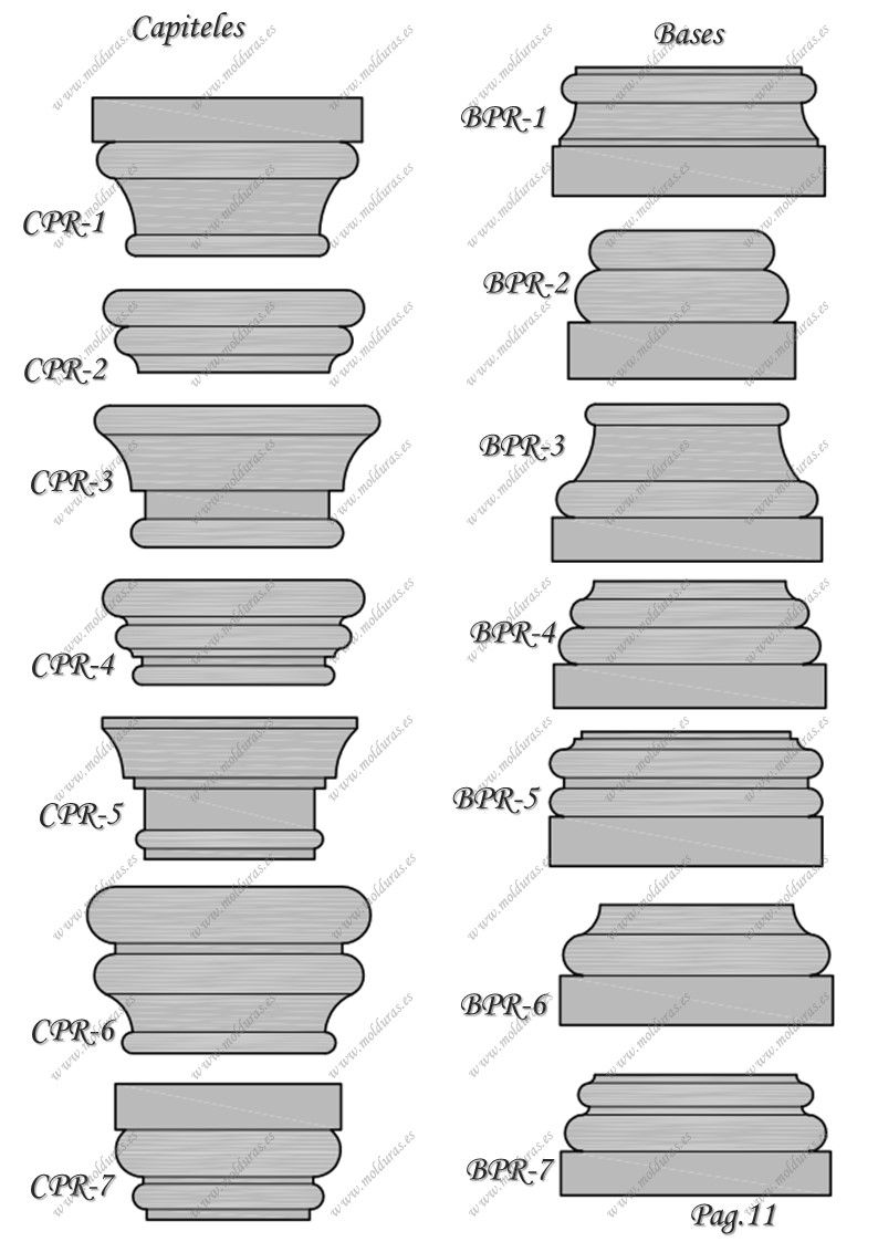 Columnas Architecture Design Drawing Cornice Design Classic House Design