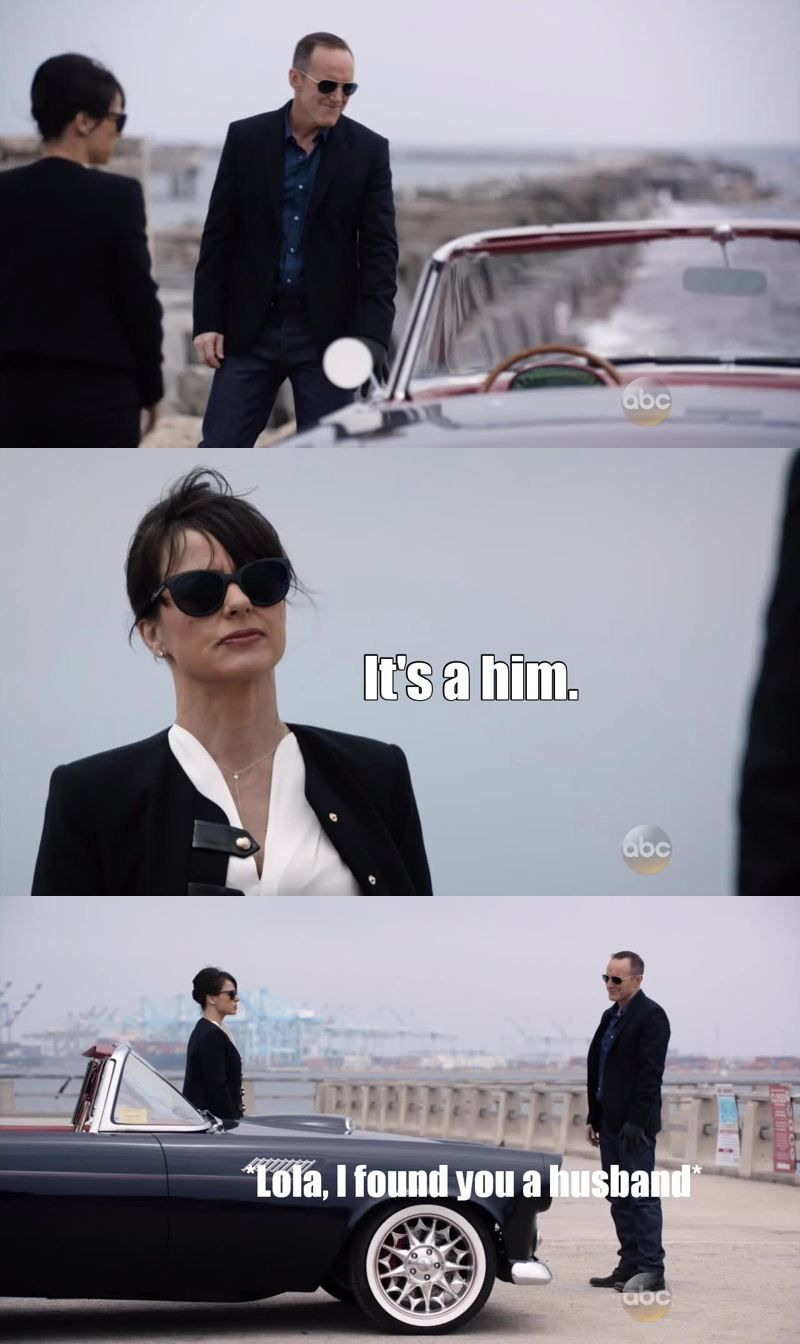 Agents of S.H.I.E.L.D. S03E03 - A Wanted (Inhu)man
