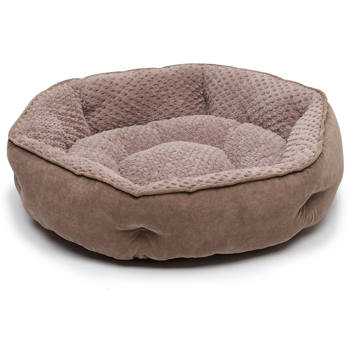 Petco Memory Foam Hexagonal Nest Dog Bed With Images Dog Bed