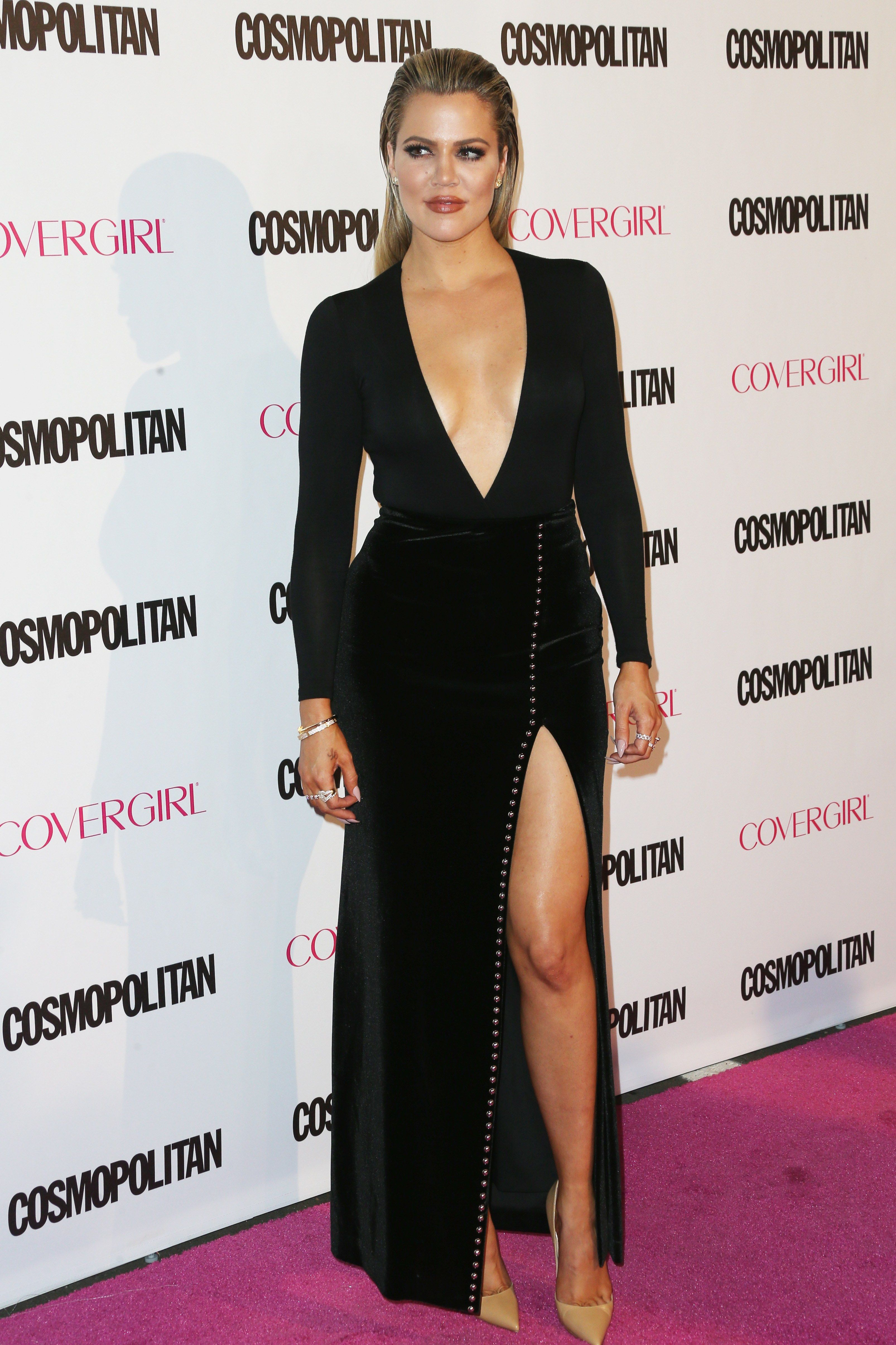 Khloe Kardashian Is An Unabashed Lover Of Mini Dresses And Always Has Been Photos W