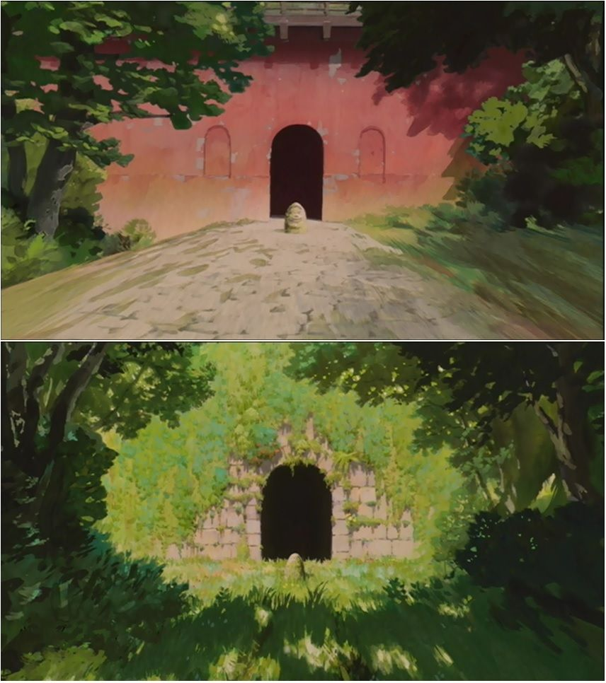 Fantasy Fairy Tales And Female Sexuality In Spirited Away Pan S Labyrinth And Coraline Studio Ghibli Art Studio Ghibli Movies Ghibli Artwork