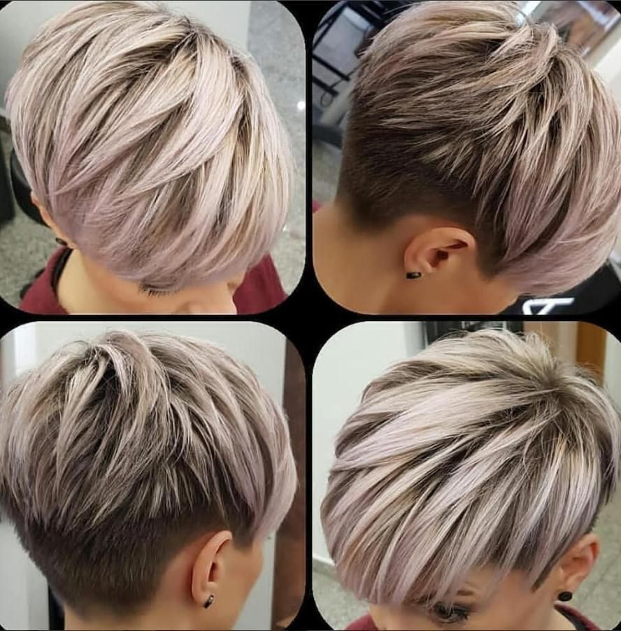 23 Short Hair Styles and Colors Are The Most Popular in Spring 2020 - Lily Fashion Style