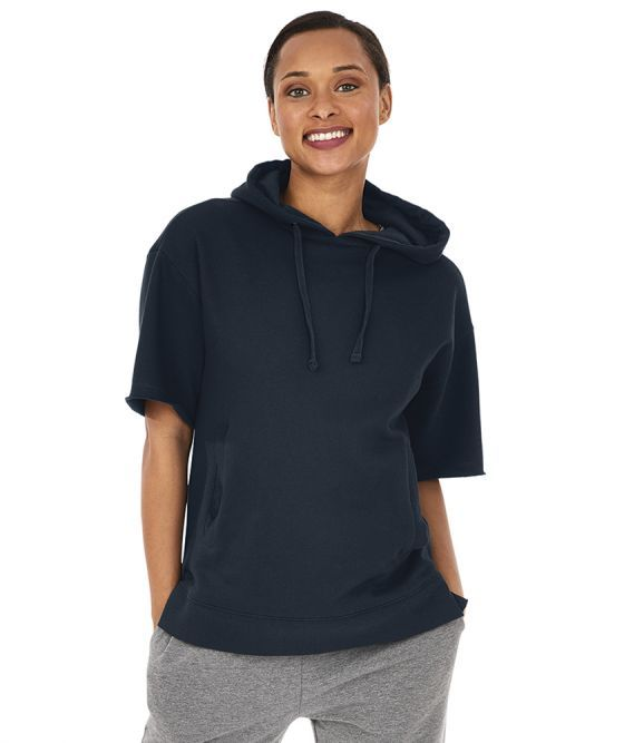 Charles River 9989 Womens Coach Hoodie from NYFifth