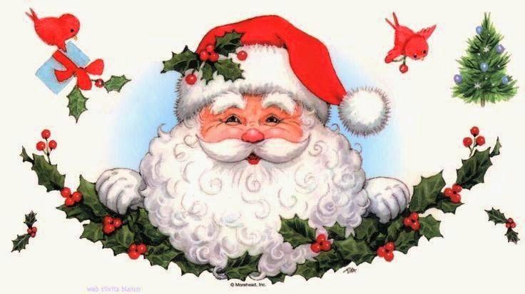 Santa | Ruth Morehead