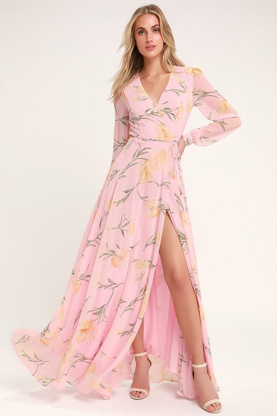 48++ Blush long maxi dress trends