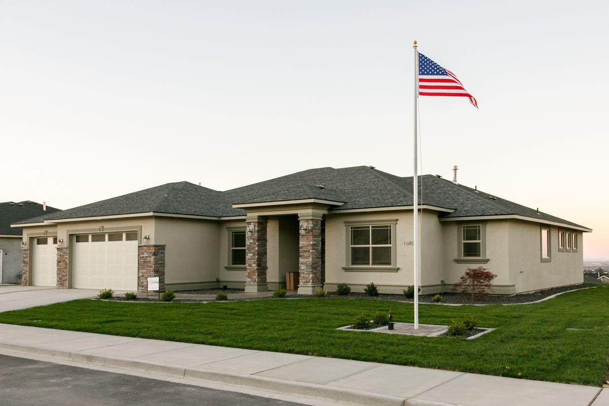 Encore - Prodigy Homes Inc  | Home ❤️ | Flag pole