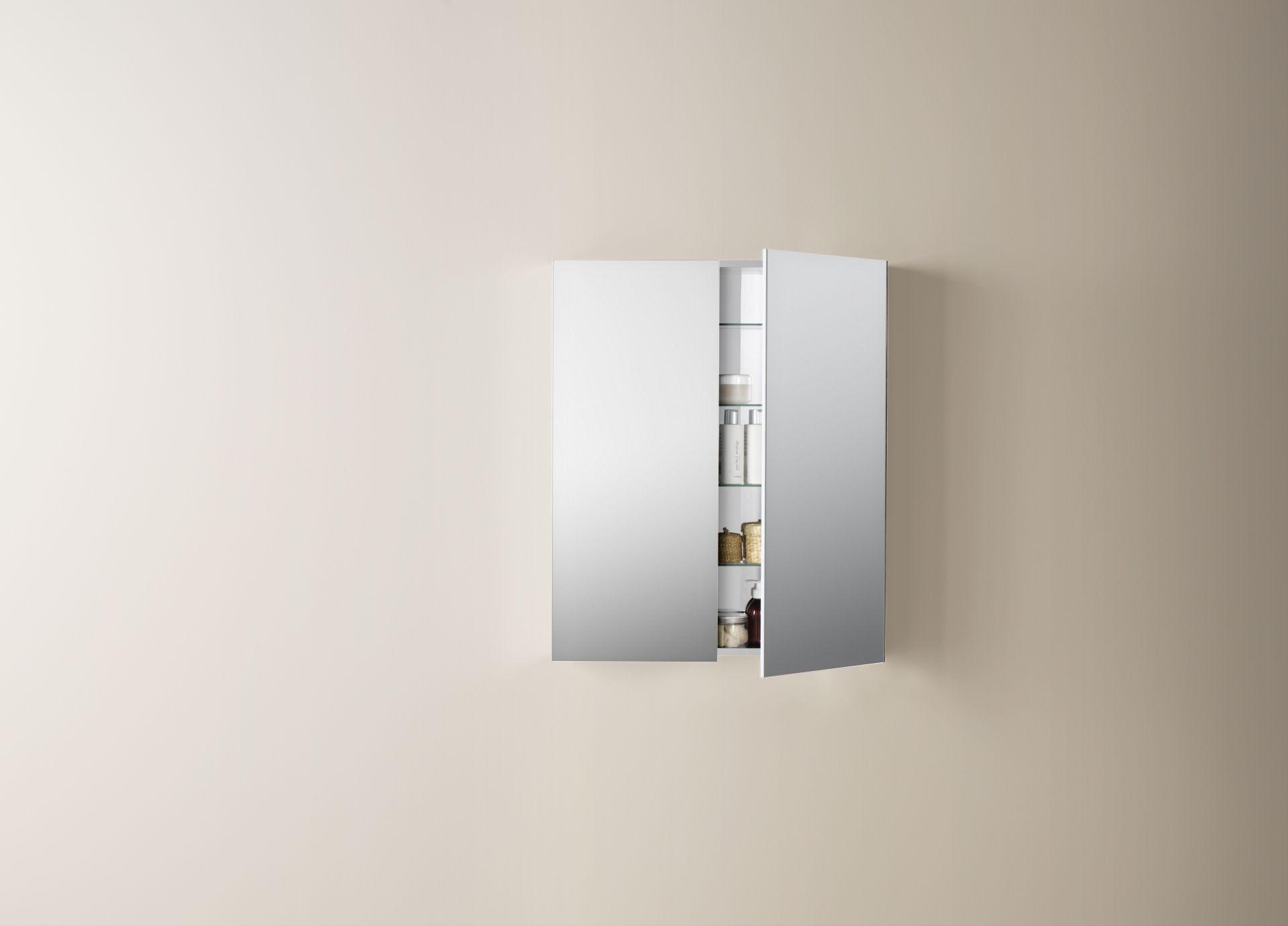 godmorgon spiegelkast met 2 deuren