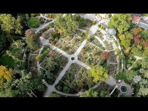 Magische Gärten Botanischer Garten Von Padua Norditalien Wke