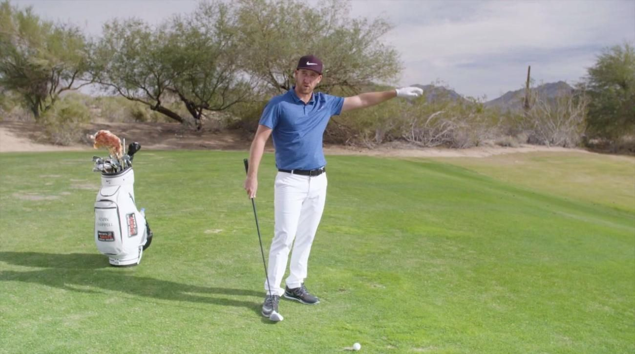 Kevin chappell how to hit the 3wood stinger with images