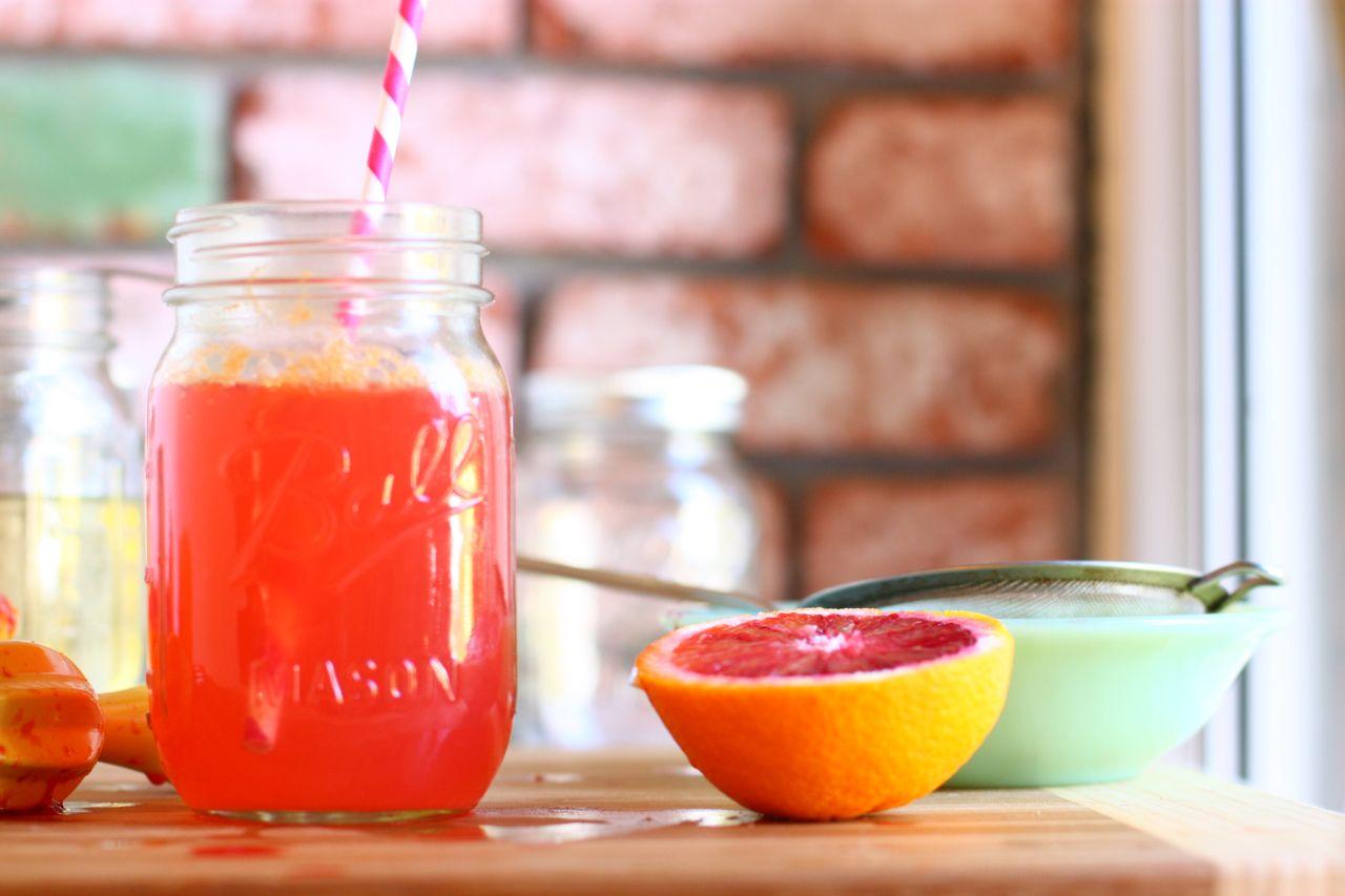 Blood Orange Italian Soda Soda Recipe Italian Sodas Recipe Blood Orange