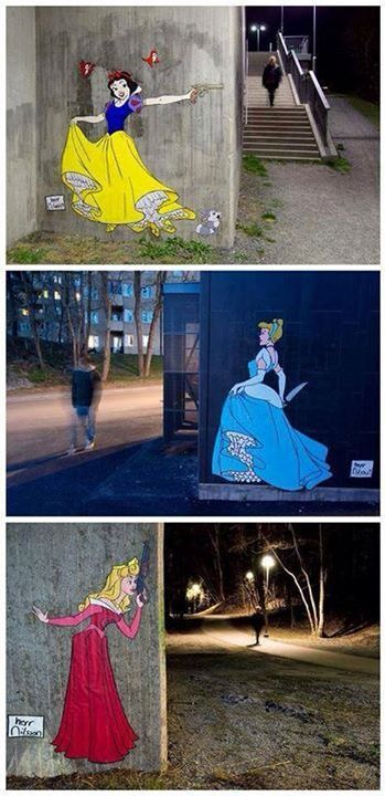 Horrible princess
