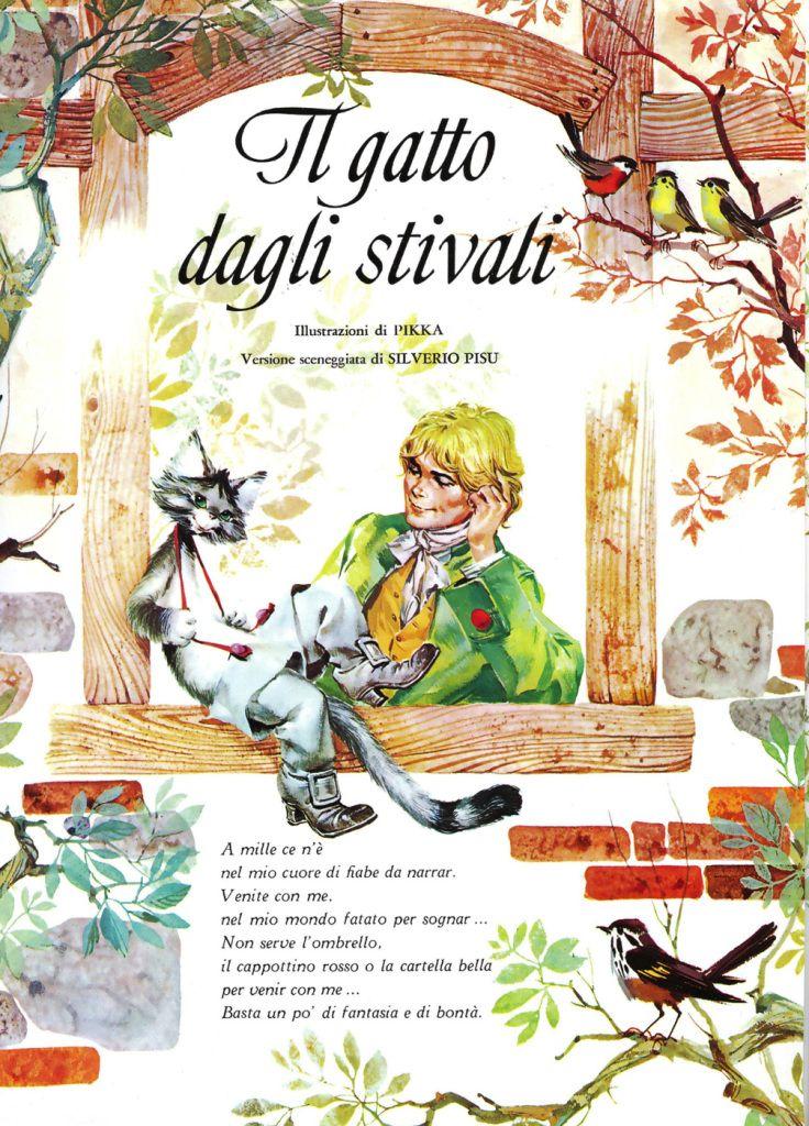 96f06c3ee9 Il gatto dagli stivali, Fiabe sonore, n.1, Fratelli Fabbri Editori, Milano,  1966