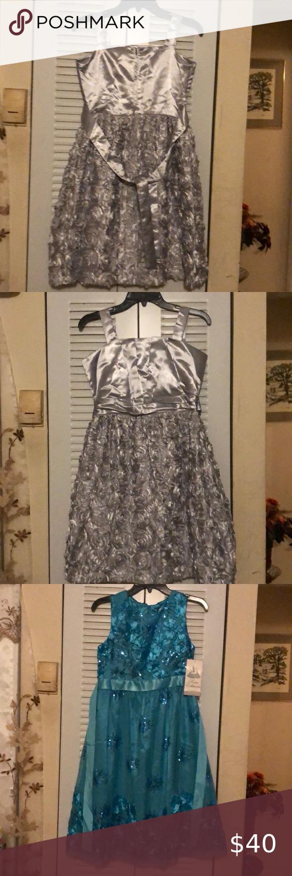 Dress Rare Editions Girls Size 10 Dresses Dress Size Chart Women Rare Editions Dress [ 1740 x 580 Pixel ]
