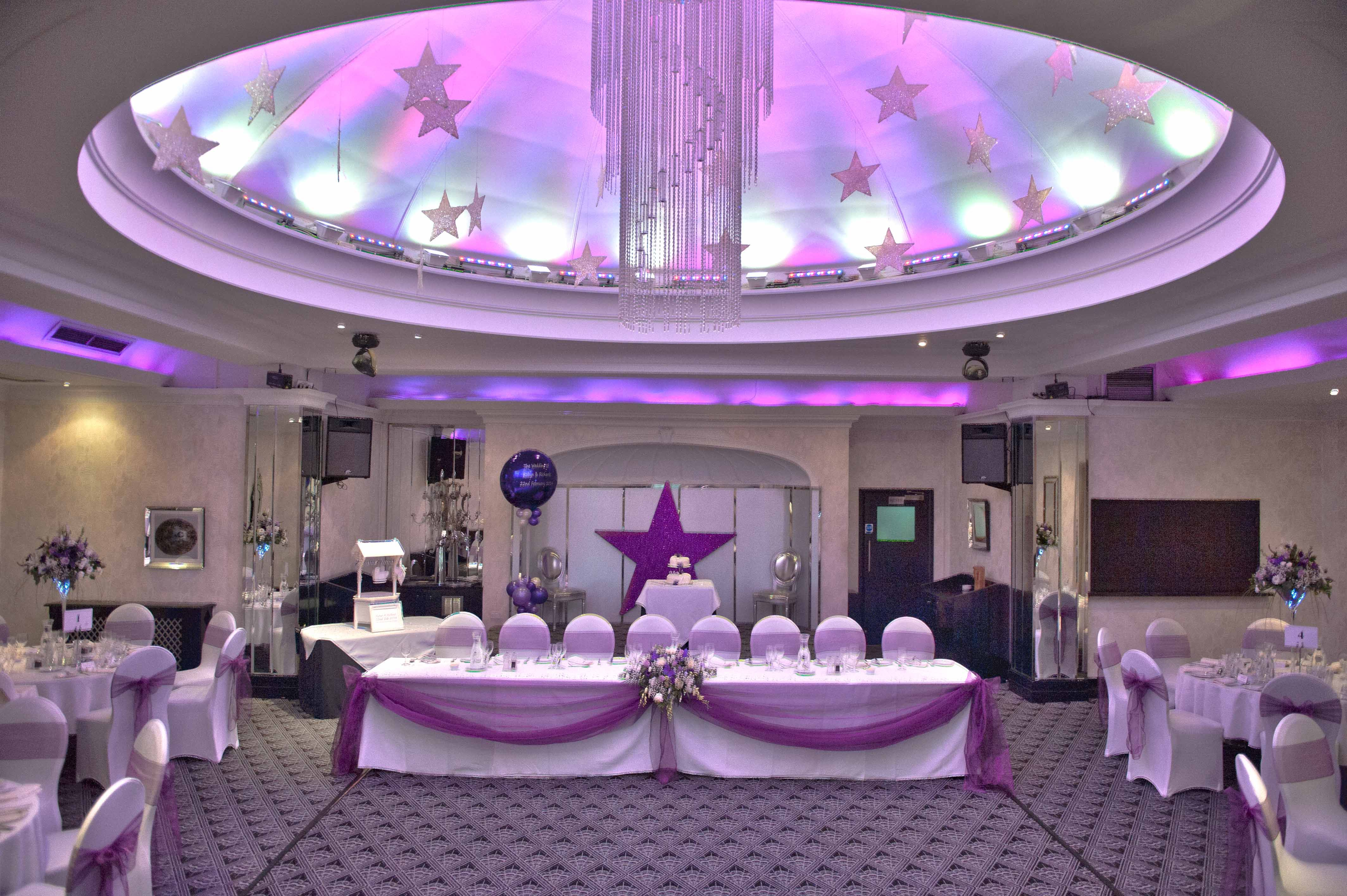 Purple Star Wedding The Berland Hotel Bournemouth Http Www Berlandbournemouth