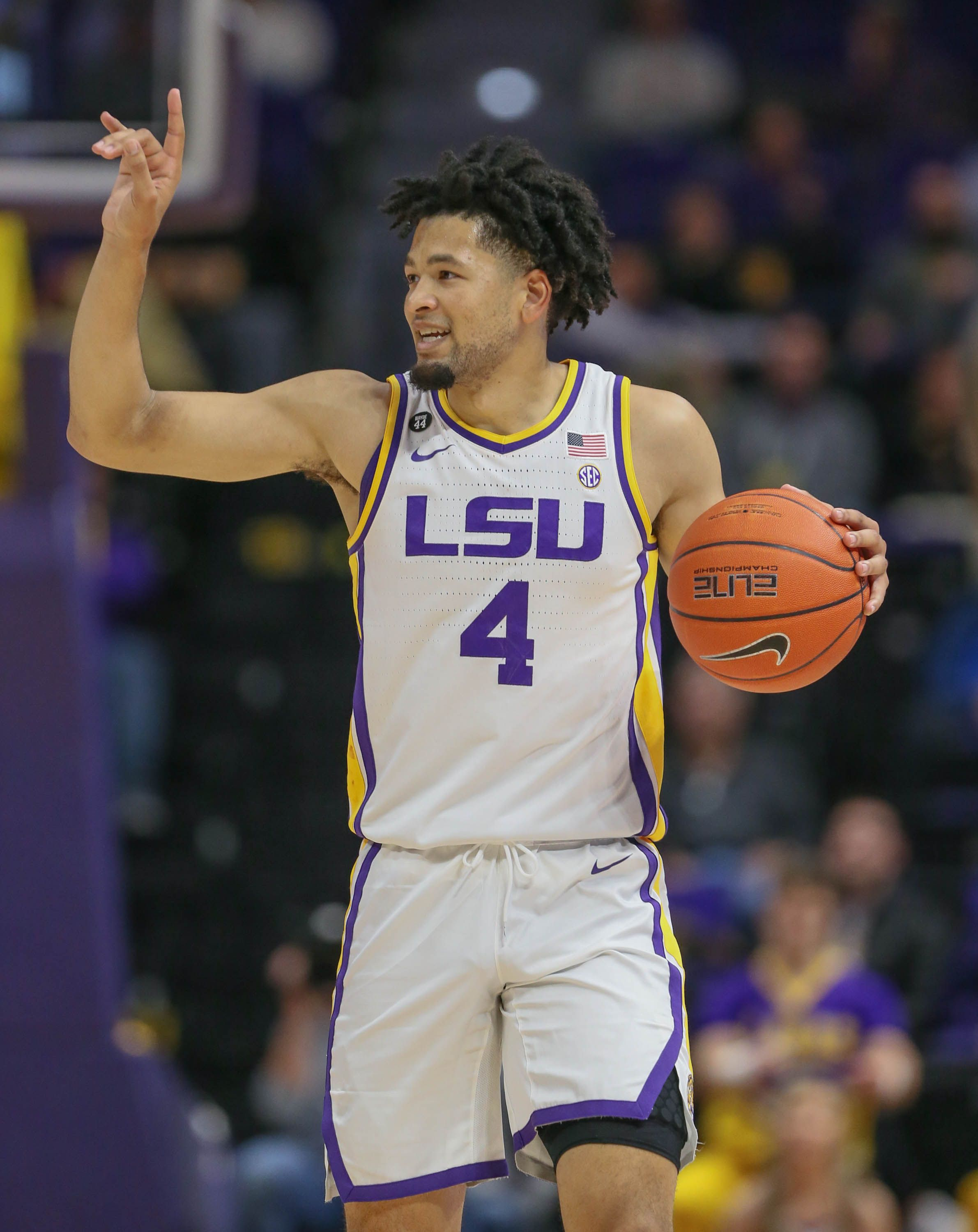 Road Warrior Tigers Win Again Stay Atop The Sec In 2020 Lsu First Tv Michigan State