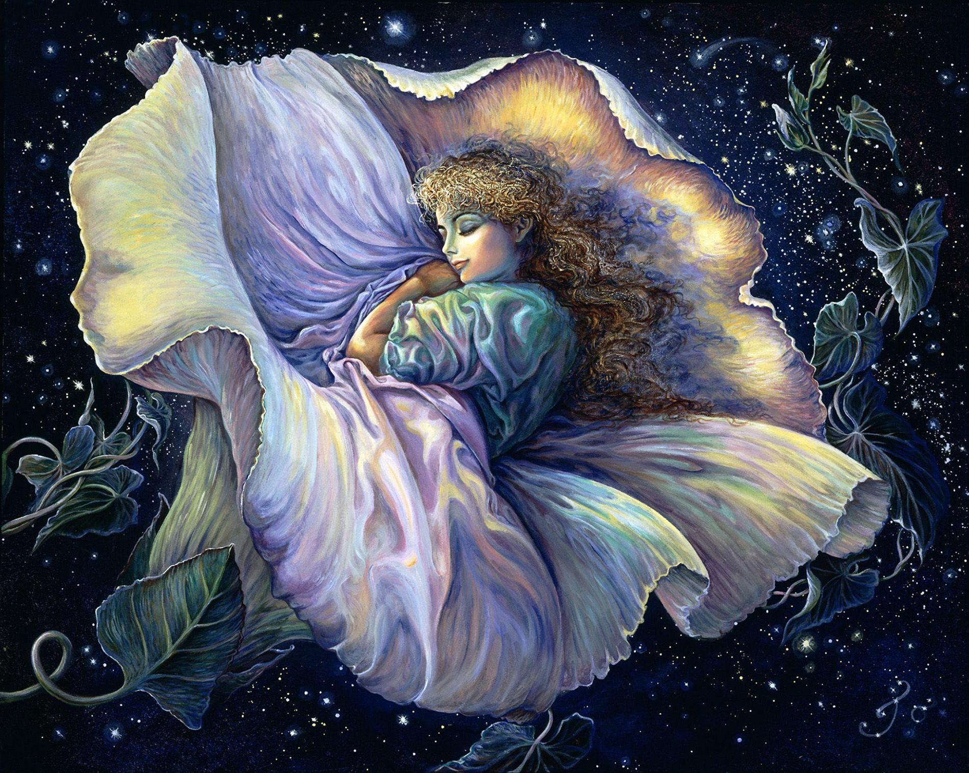 Волшебные сны картинки, марта