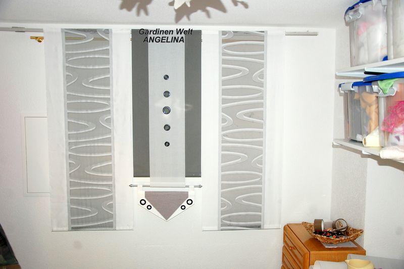 Moderne Schiebegardinen Diy design - küchengardinen mit schlaufen
