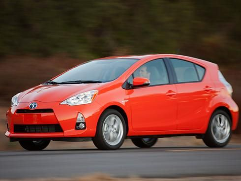 Consumer Reports Lists Prius C Civic As Cars To Avoid Toyota Prius Reliable Cars Best Mpg